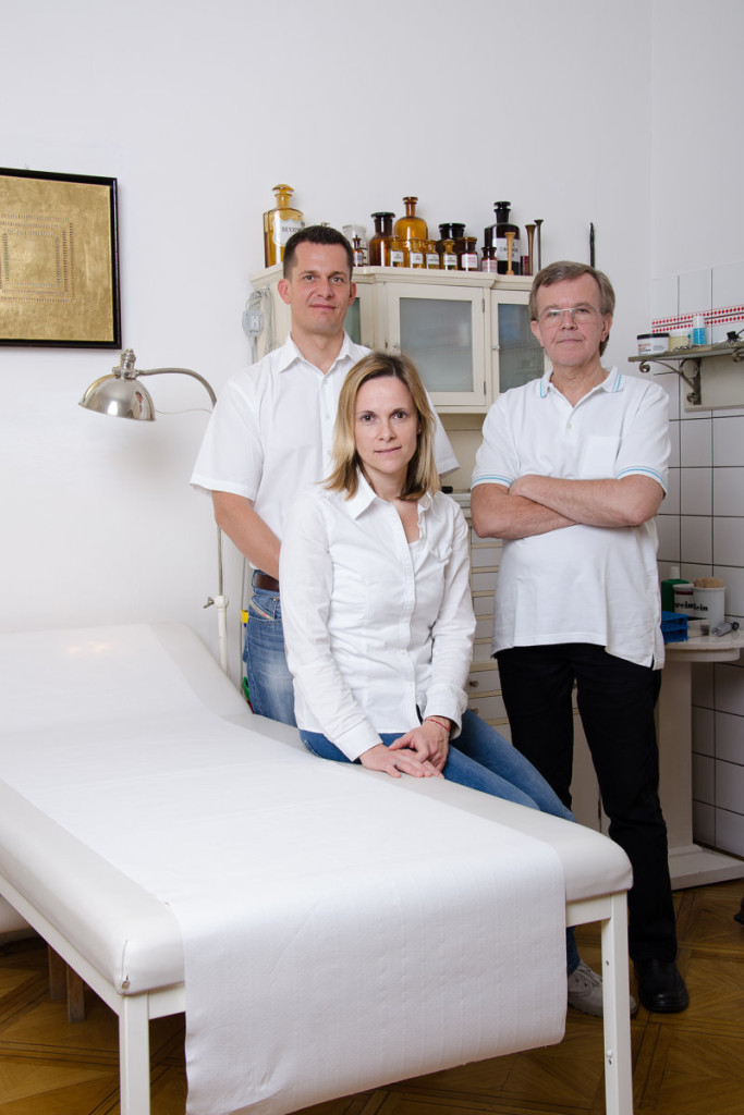 Hausarzt in Medizin Mariahilf: Dr. Mayrhofer, Dr. Mückstein, Dr. Lamel